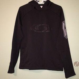 Men's Salomon hoodie. Great for winter activities